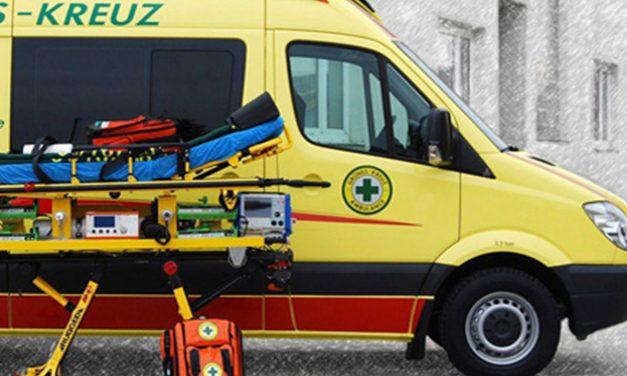 Critical Care Ambulance Service to Austria