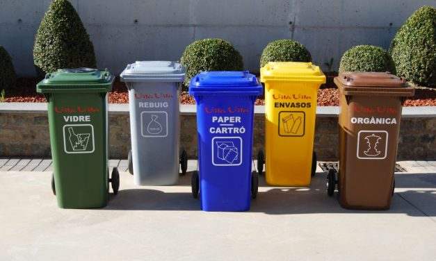 Collection of selective waste at your house