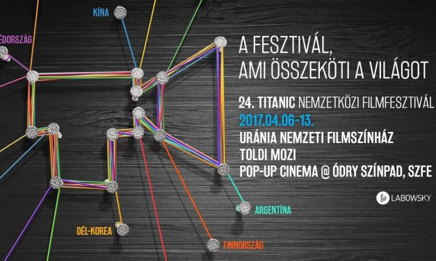 Titanic Film Festival: Hungary's Largest Film Festival in Budapest April 6-13th