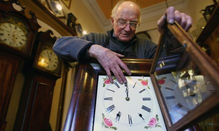 Don't forget to forward your clocks this weekend!