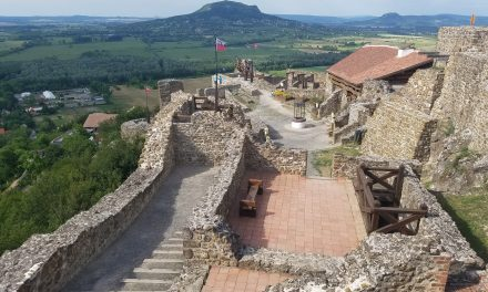 Day Trip Ideas- Laposa Birtok Winery and Szigliget Castle