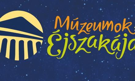 Long Night of Museums – Pápa edition