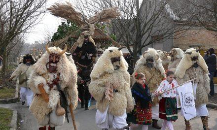 Festivals in Hungary: Busójárás (Feb 8th-13th) in Mohacs