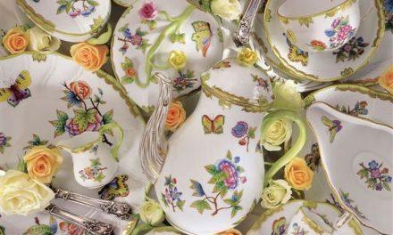 Herend Porcelán