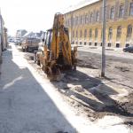 Road closures extended for the Szalmavári street area