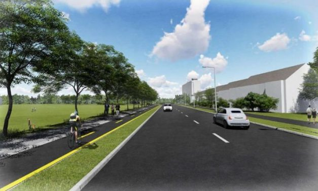 Bike-friendly road developments to be made in Veszprém
