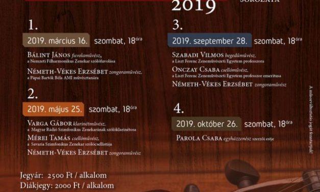 Musica Pannonica Reformata concert-series