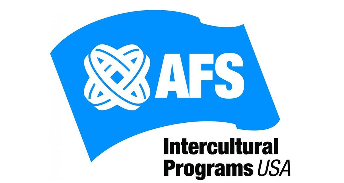 AFS exhange student program opportunity!