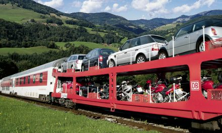 Car-train from Austria to Germany or Italy