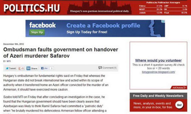 Politics.hu – Hungarian Politics in English