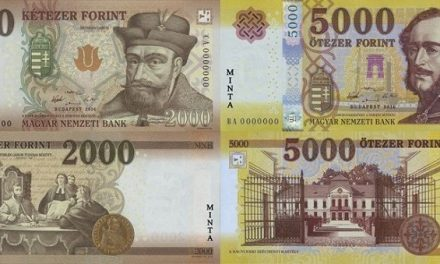 Color-Cycling Hungarian Money – Hungarian 2000 and 5000 Forint Banknotes Will Be Yellowed