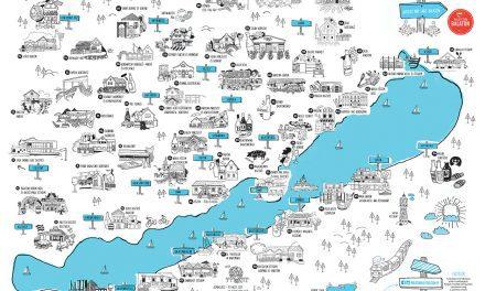 Balaton Gastro Map