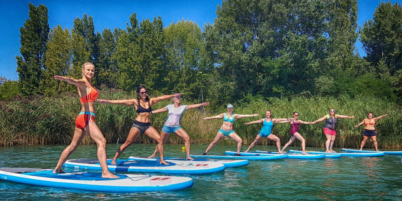 Day Trip Ideas: What'SUP, Balaton!