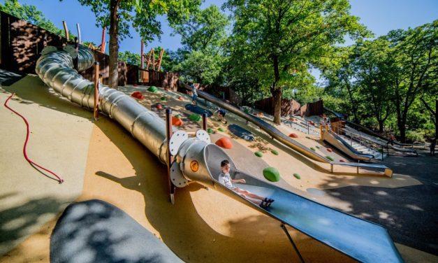 Day Trip Ideas – Slide park on Gellért Hill in Budapest