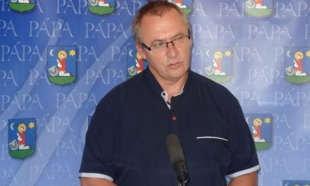 Currently planned and ongoing developments in Pápa announced by town Mayor