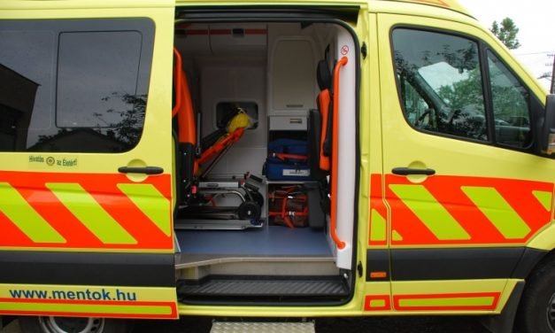 Local company disinfects ambulance cars free of charge