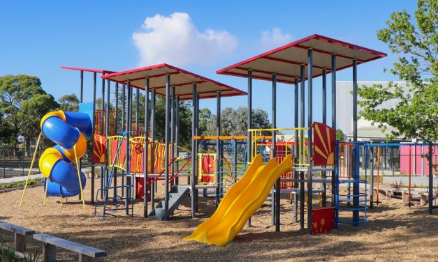 Public playgrounds