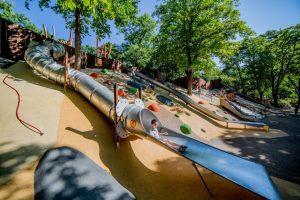 Slide Park on Gellért Hill